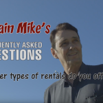 What other types of rentals do you offer?