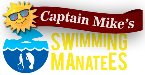 Swimming with the Manatees logo
