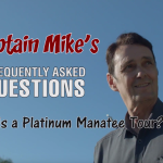 What is a Platinum Manatee Tour – Captain Mike's FAQ's