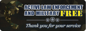 FREE for Active Law Enforcement and Military