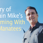 History of Captain Mike's Swimming With The Manatees