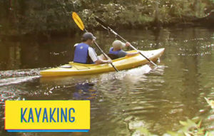 Activities and Attractions: Kayaking